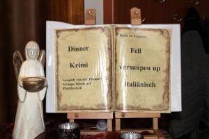 Dinner Krimi 2016